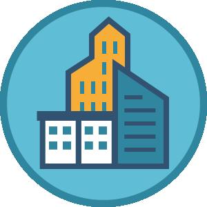 Built environment icon