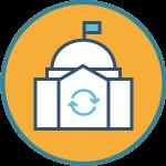 Policy & Advocacy icon